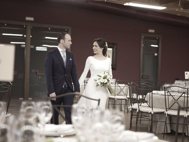 La boda de Carmen y Francisco en Almendralejo, Badajoz 31