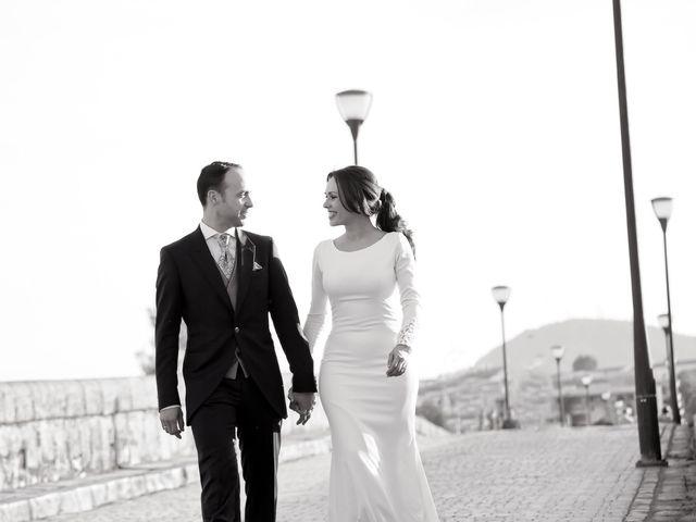 La boda de Carmen y Francisco en Almendralejo, Badajoz 43