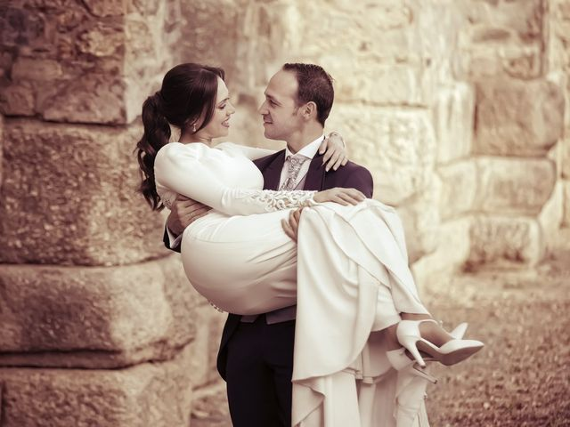 La boda de Carmen y Francisco en Almendralejo, Badajoz 45