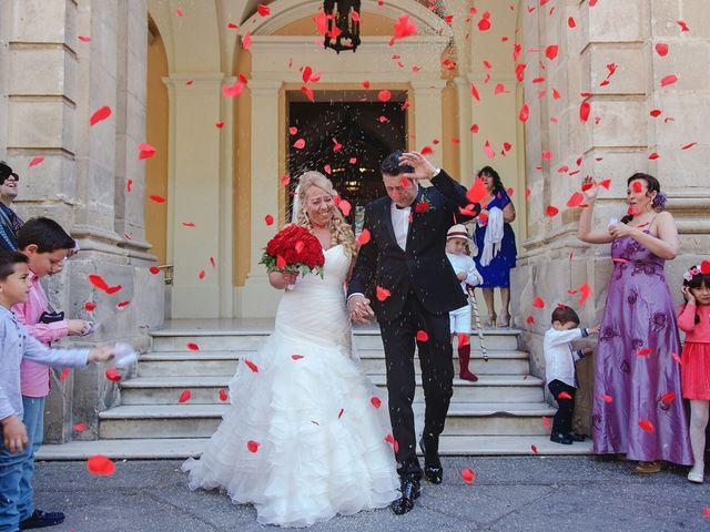 La boda de Sergio y Cecilia en Sevilla, Sevilla 1