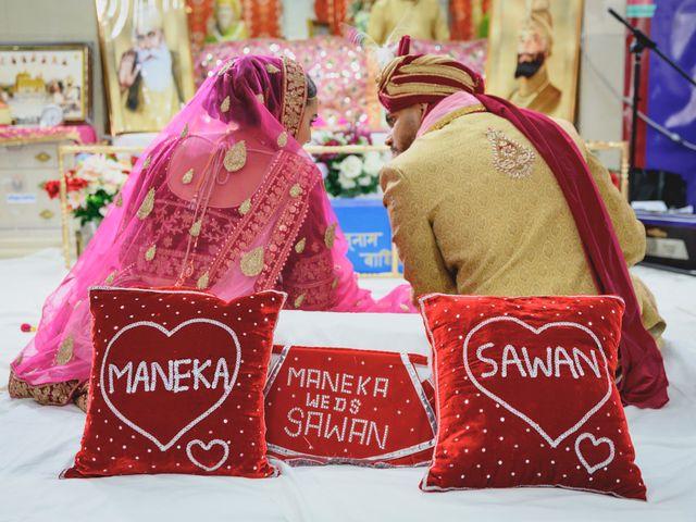 La boda de Sawan y Makena en Playa De Las Americas, Santa Cruz de Tenerife 26