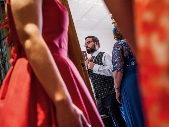 La boda de Ruben y Estefania en El Raal, Murcia 6