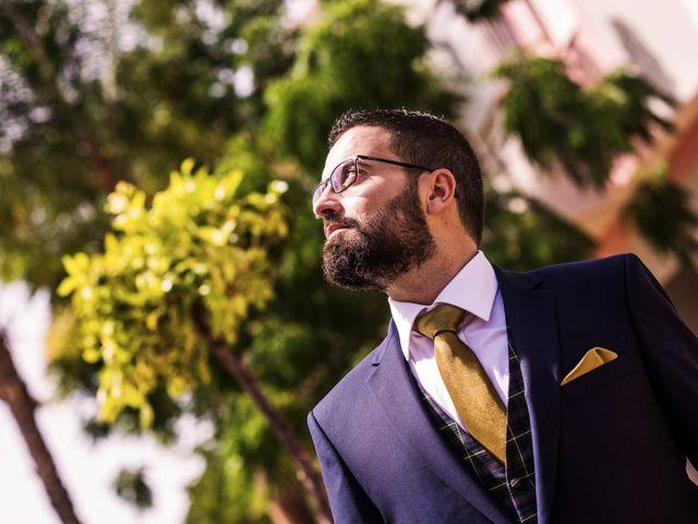 La boda de Ruben y Estefania en El Raal, Murcia 9
