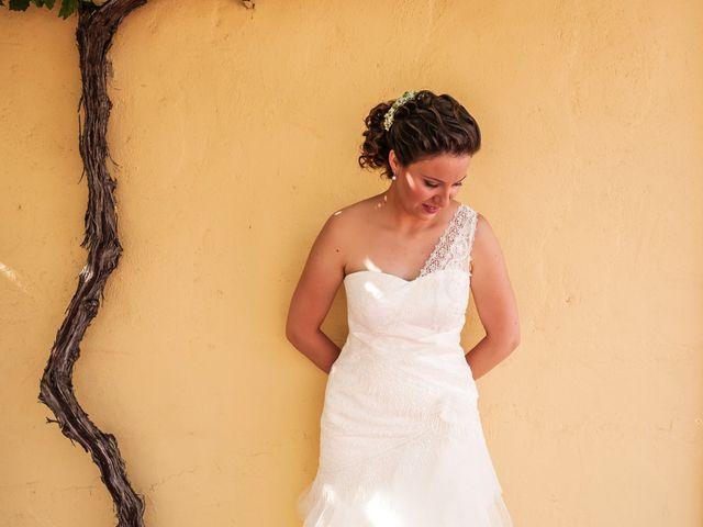 La boda de Ruben y Estefania en El Raal, Murcia 12