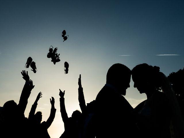 La boda de Ruben y Estefania en El Raal, Murcia 18