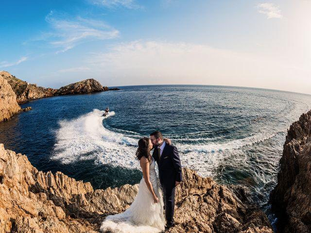 La boda de Ruben y Estefania en El Raal, Murcia 25