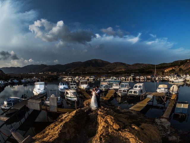 La boda de Ruben y Estefania en El Raal, Murcia 27