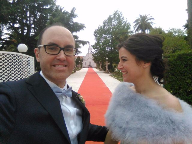 La boda de Rita y Gonzalo