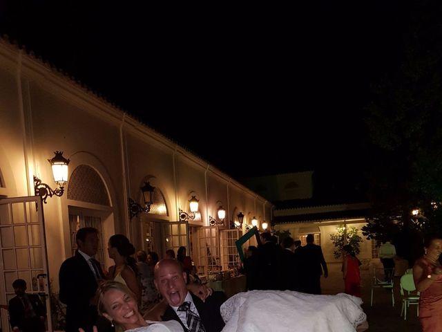 La boda de Jorge  y Tamara  en Salteras, Sevilla 7