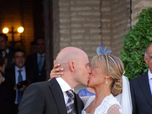 La boda de Jorge  y Tamara  en Salteras, Sevilla 8