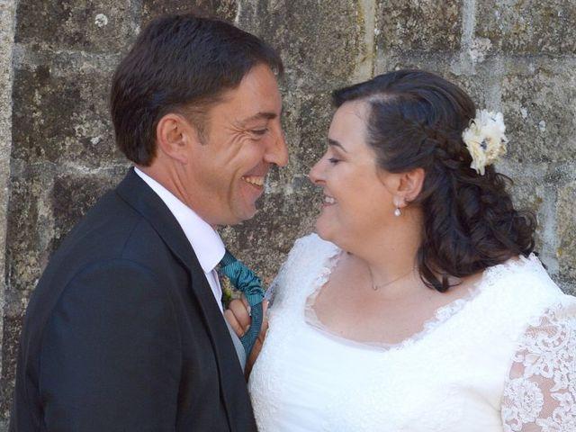 La boda de Carmen Santamaría y Fernando Viñas