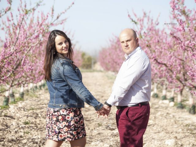 La boda de José Manuel y Rocio en Orihuela, Alicante 34