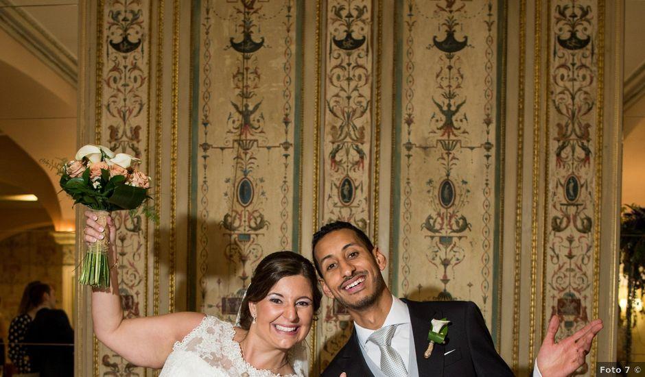 La boda de Omar y Sara en Valladolid, Valladolid