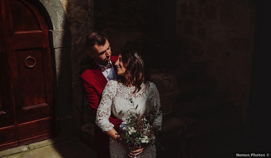 La boda de Rodrigo y Fani en Carballo, A Coruña