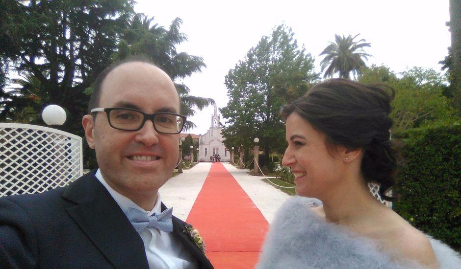La boda de Gonzalo y Rita en O Grove (Resto Parroquia), Pontevedra