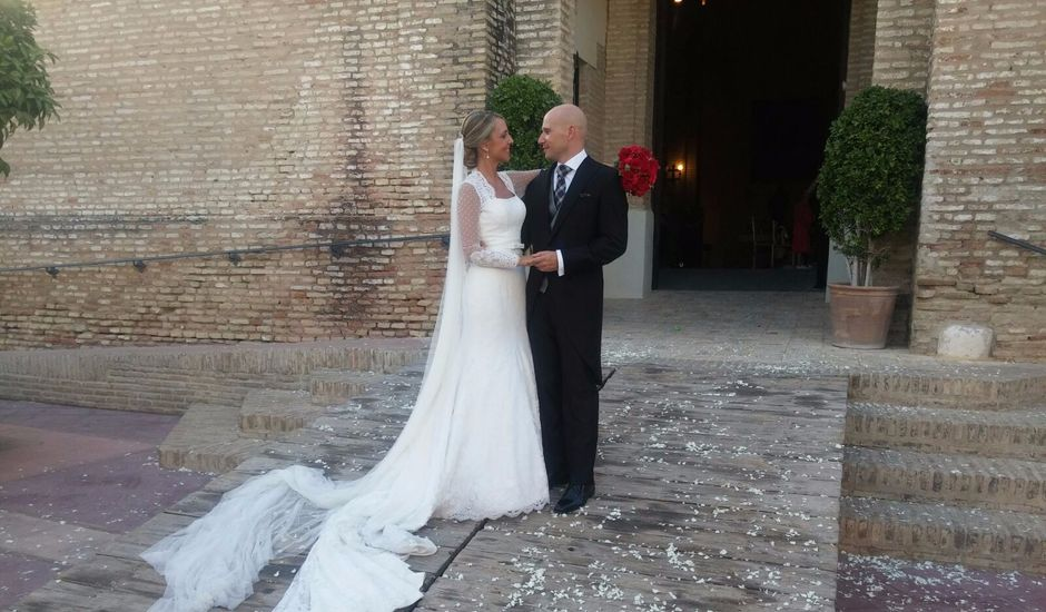 La boda de Jorge  y Tamara  en Salteras, Sevilla