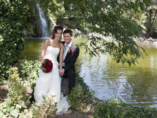 La boda de Sergio y Sara