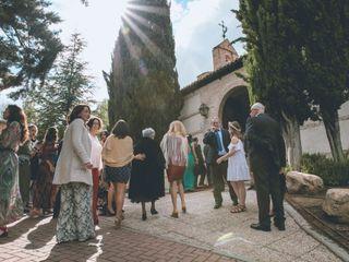 La boda de Iria y Javier 1