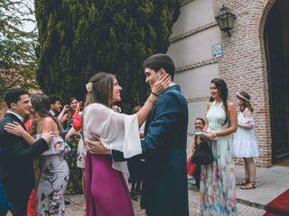 La boda de Iria y Javier 3