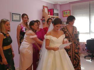 La boda de Lorena y Abel 3