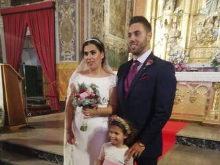 La boda de Cristina y Jose antonio 1