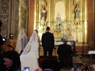 La boda de Cristina y Jose antonio 2