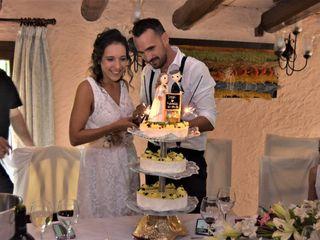 La boda de Adonaïs y Sergi  2