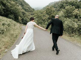 La boda de Karen y Xabier