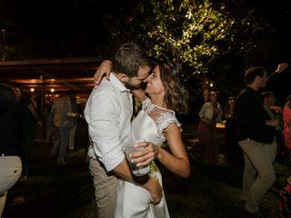La boda de Carla y Adrià