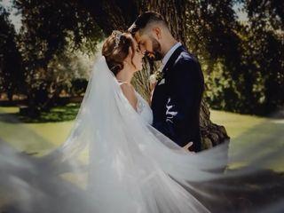 La boda de Ramón y Ana