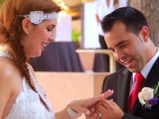 La boda de Ruth y Rubén
