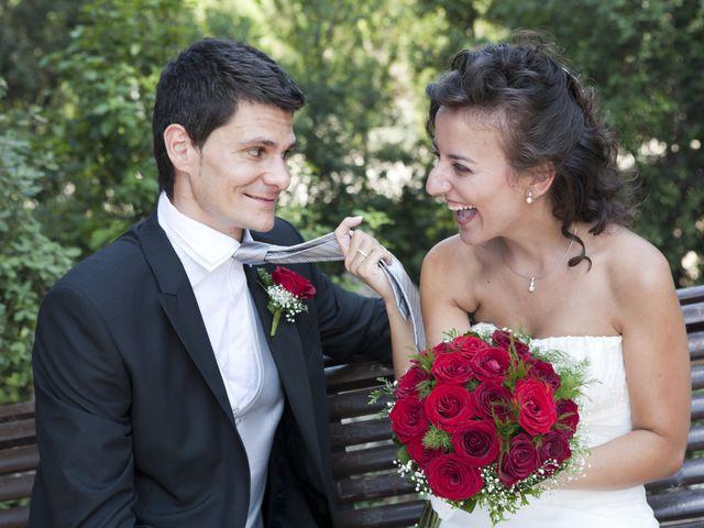 La boda de Sara y Sergio en Badalona, Barcelona 1