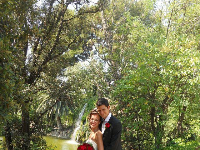 La boda de Sara y Sergio en Badalona, Barcelona 5
