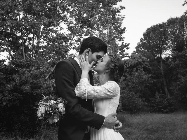 La boda de Iria y Javier
