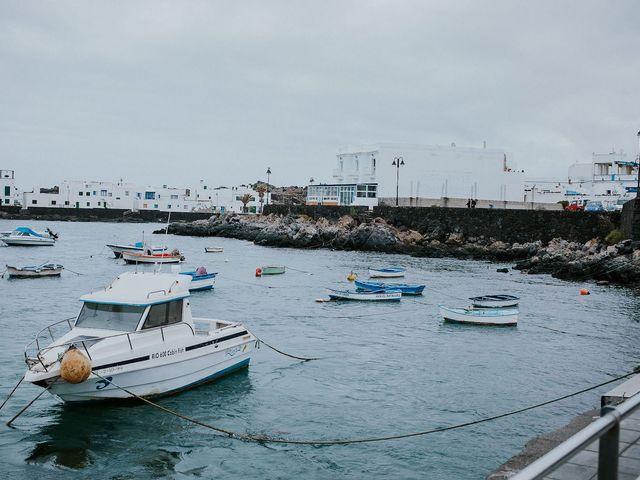 La boda de Octavio y Fayna en Caleta De Sebo (Isla Graciosa), Las Palmas 3