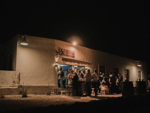 La boda de Octavio y Fayna en Caleta De Sebo (Isla Graciosa), Las Palmas 10