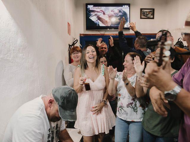 La boda de Octavio y Fayna en Caleta De Sebo (Isla Graciosa), Las Palmas 14