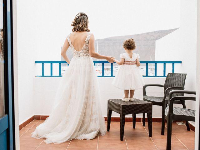 La boda de Octavio y Fayna en Caleta De Sebo (Isla Graciosa), Las Palmas 37