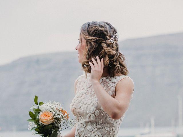 La boda de Octavio y Fayna en Caleta De Sebo (Isla Graciosa), Las Palmas 42