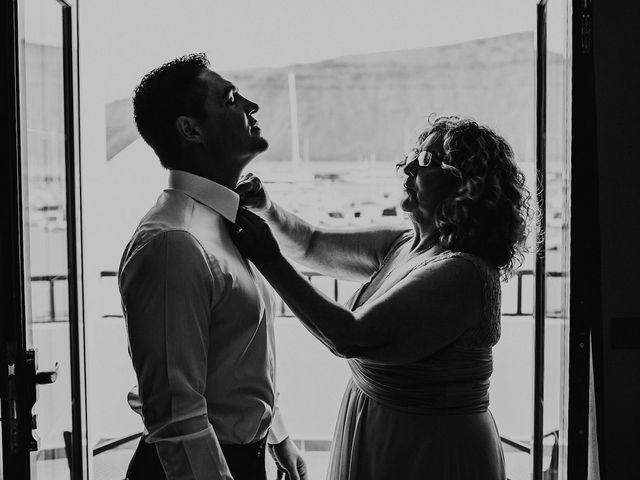 La boda de Octavio y Fayna en Caleta De Sebo (Isla Graciosa), Las Palmas 45