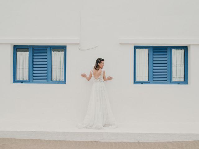 La boda de Octavio y Fayna en Caleta De Sebo (Isla Graciosa), Las Palmas 52