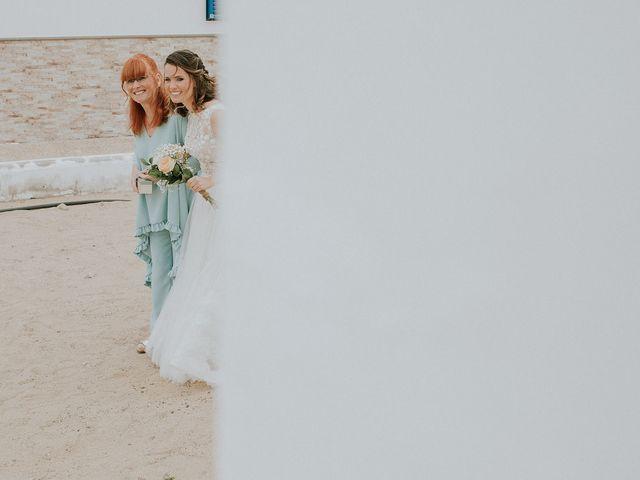 La boda de Octavio y Fayna en Caleta De Sebo (Isla Graciosa), Las Palmas 54