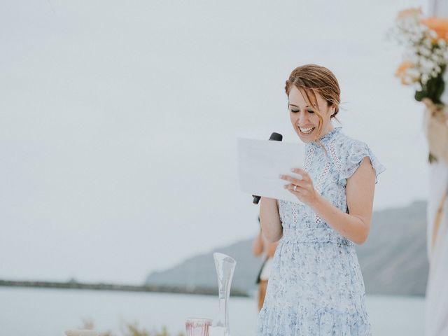La boda de Octavio y Fayna en Caleta De Sebo (Isla Graciosa), Las Palmas 59