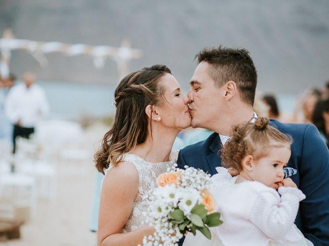 La boda de Octavio y Fayna en Caleta De Sebo (Isla Graciosa), Las Palmas 68