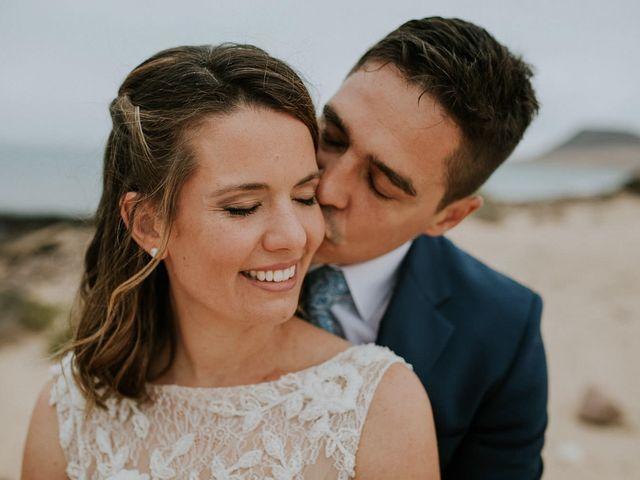 La boda de Octavio y Fayna en Caleta De Sebo (Isla Graciosa), Las Palmas 74