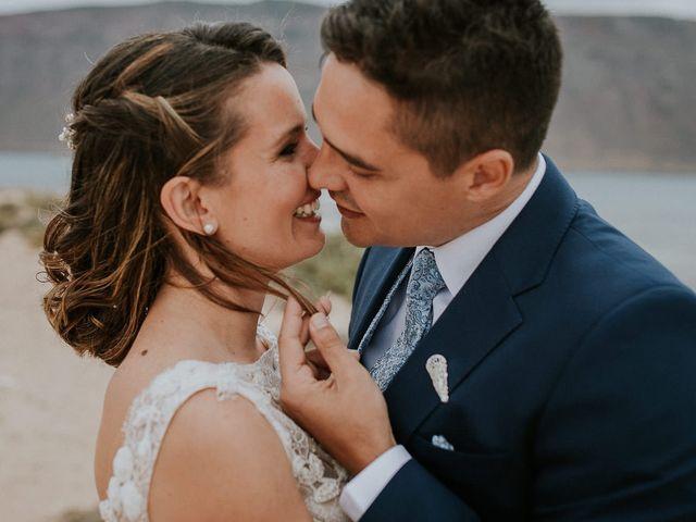 La boda de Octavio y Fayna en Caleta De Sebo (Isla Graciosa), Las Palmas 75