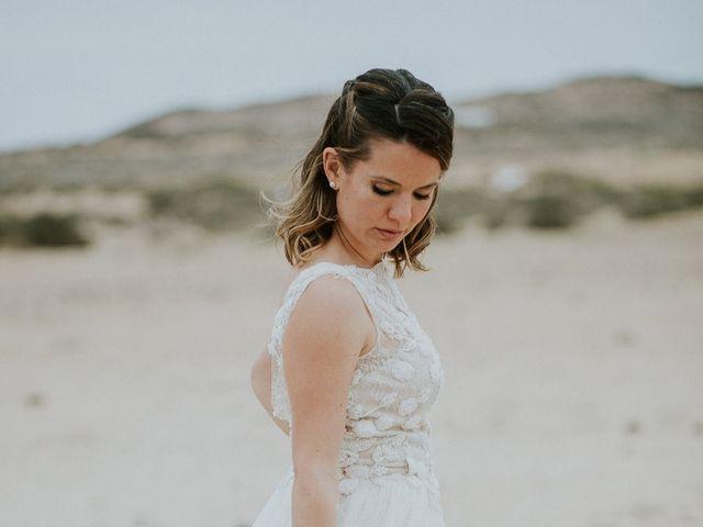La boda de Octavio y Fayna en Caleta De Sebo (Isla Graciosa), Las Palmas 76