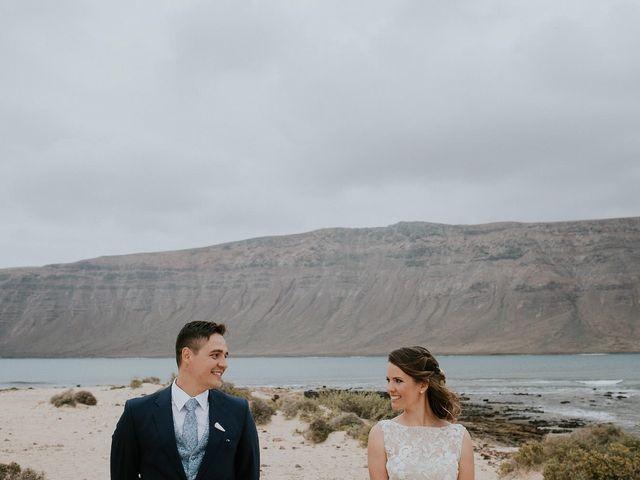 La boda de Octavio y Fayna en Caleta De Sebo (Isla Graciosa), Las Palmas 80
