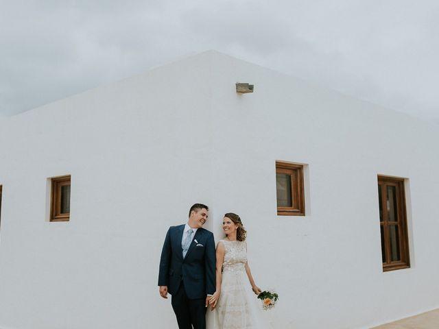 La boda de Octavio y Fayna en Caleta De Sebo (Isla Graciosa), Las Palmas 82