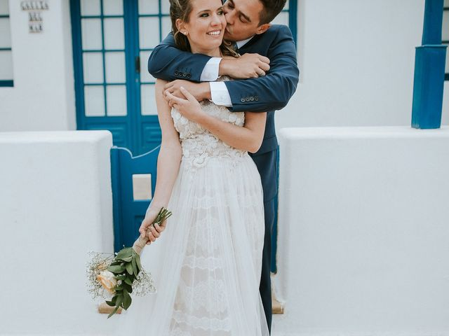 La boda de Octavio y Fayna en Caleta De Sebo (Isla Graciosa), Las Palmas 83